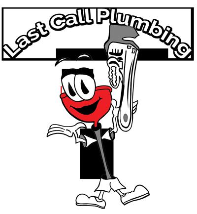 Last Call Plumbing Retina Logo